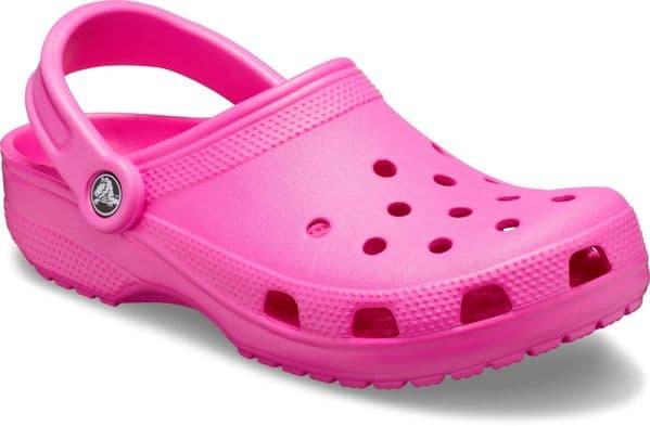 Crocs Classic Unisex Beach Electric Pink